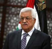 عباس يعزي والد الشهيد مصعب التميمي