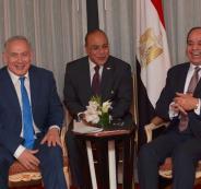 نتنياهو واحتفالات مصر