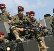 دعم ايراني للجيش اللبناني