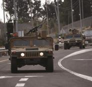 سرقة اسلحة للجيش الاسرائيلي على حدود لبنان