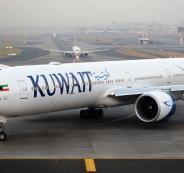 الخطوط الجوية الكويتية تمنع الاسرائيليين من السفر عبر طائراتها