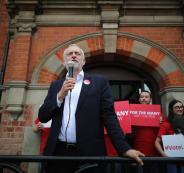اسرائيل وزعيم حزب العمال البريطاني