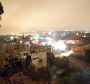 جيش الاحتلال يشن حملة اعتقالات واسعة في عدة مدن فلسطينية
