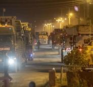 الجيش التركي يرسل قوات عسكرية الى سوريا