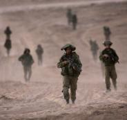 عملية اسرائيلية على غزة