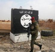 القضاء على داعش في الموصل