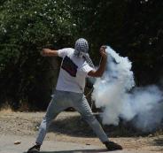 اصابات في قمع الاحتلال لمسيرة كفرقدوم