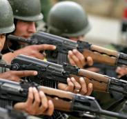 تقاعد العسكرييين في رام الله