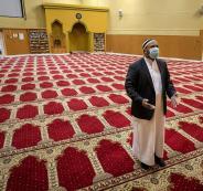 اعادة فتح المساجد في فلسطين
