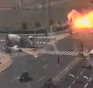قصف للمقاومة في اسرائيل