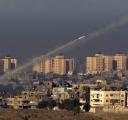 صفارات الإنذار تدوي في المستوطنات شرق غزة نتيجة إنذار