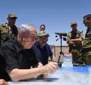 نتنياهو والقوات الايرانية في سوريا
