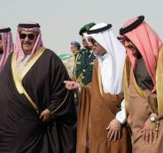 اسرائيل  والدول الخليجية