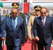 البشير في مصر