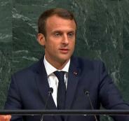 الرئيس الفرنسي : مسلمو الروهينغا يتعرضون لتطهير عرقي ويجب ان يتوقف