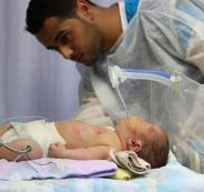 وفيات في مستشفيات قطاع غزة