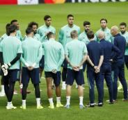 اصابة نجم ريال مدريد بفيروس كورونا