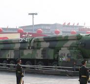 صاروخ صيني يصل اميركا خلال نصف ساعة