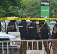مقتل 4 أشخاص في هجوم مسلح استهدف السفارة الفرنسية في بوركينا فاسو