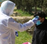 اصابة عامل بفيروس كورونا في الخليل