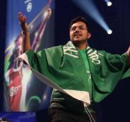 سعودي بطلا للعبة الاكس بوكس