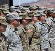 الجيش الامريكي وفيروس كورونا