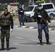 الشرطة توقف شاب وفناة في رام الله
