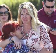 المسلمون في فلوريدا يجمعون آلاف الدولارات لصالح ضحايا اطلاق النار في مدرسة امريكية