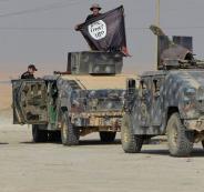 الجيش العراقي وداعش