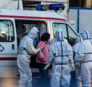 اصابات بفيروس كورونا في العالم