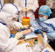 المتعافين من فيروس كورونا