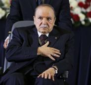 استقالة الرئيس الجزائري