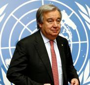 امين عام الامم المتحدة