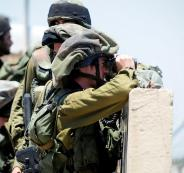 الجيش الاسرائيلي وحزب الله في سوريا