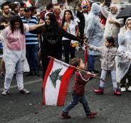 اضراب شامل في لبنان
