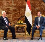 عباس يدين الهجمات الارهابية في مصر