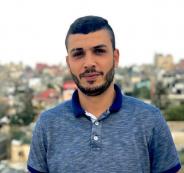 الاسير محمد ابو عكر