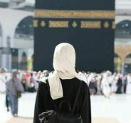 السعودية والنساء في مكة المكرمة