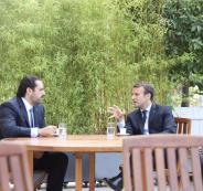 بعد التوسط مع ولي العهد السعودي.. الرئيس الفرنسي يؤكد وصول الحريري لباريس خلال أيام