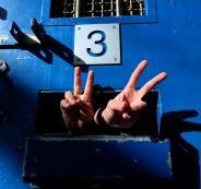 الاسرى الاطفال في السجون الاسرائيلية