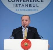 اردوغان وتركيا والعالم الاسلامي