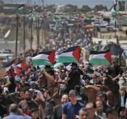 اعداد الفلسطينيين منذ نكبة عام 1948