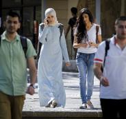 اسرائيل والطلاب الجامعيين