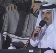 امير قطر يزور تونس