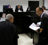المحاكم الفلسطينية