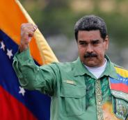 الرئيس الفنزويلي وترامب