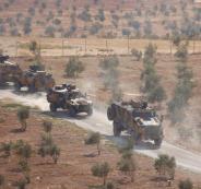 الجيش التركي في ادلب