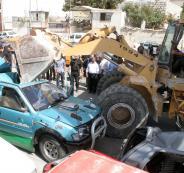اتلاف مركبات غير قانونية