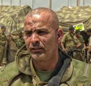 غسان عليان قائد للجيش الاسرائيلي في الضفة الغربية