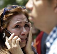 زلزالان بقوة 5.7 درجة يضربان كاليفورنيا